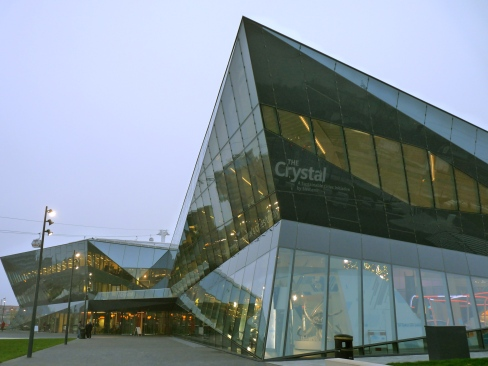 The Crystal - outside view