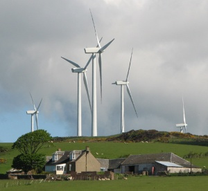 Crowdfunding may help communities benefit from windfarms