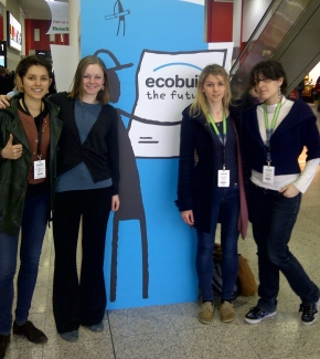 Storify: Discovering Green Roofs @ Ecobuild